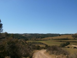 Camino de Benabarre