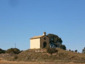 Benabarre. Ermita de Santa Ana