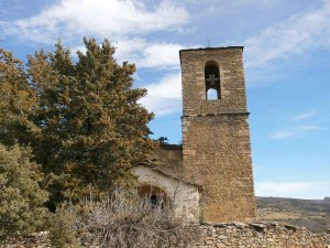 Aguilar. Iglesia parroquial