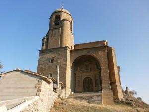 Olsón. Iglesia de Santa Eulalia