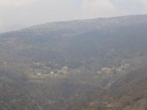 Desde Pardinella, una vista de Visalibons