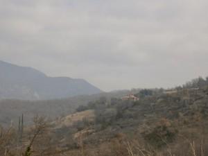 El pueblo de Morens, desde Beranuy