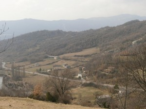 Pardinella. Vista del barrio nuevo