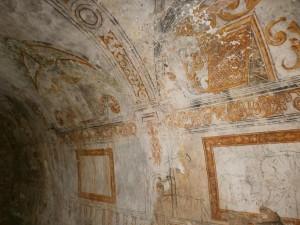 Pinturas interior Ermita de San Antón