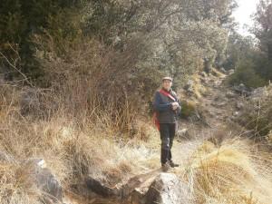 En el barranco de La Banera