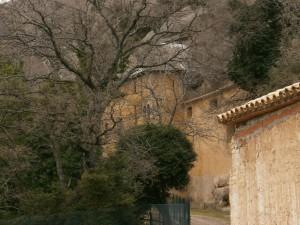 Ermita San Cosme y San Damián, desde el exterior