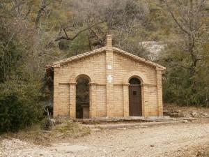 San Cosme y San Damián. Fuente Santa