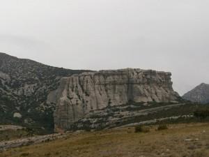 Desde el Alto de la Carrasca