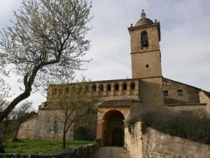 Abizanda. Iglesia de la Asunción