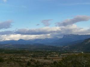 Peña Montañesa y Monte Perdido