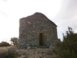 Abizanda. Ermita de San Salvador