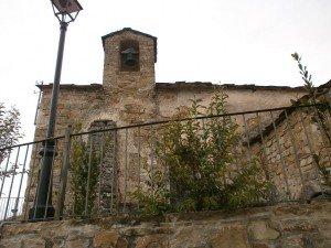 Pardinella. Iglesia de San Pedro de Verona