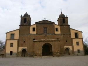 Abiego. Convento de San Joaquín