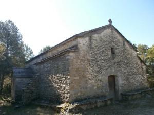 Escanilla. Ermita de la Virgen del Monte