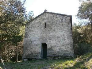 Escanilla. Ermita de San Juan Evangelista