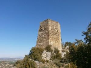 Torreón del Castillo de Escanilla