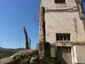Escanilla. Antiguo crucero