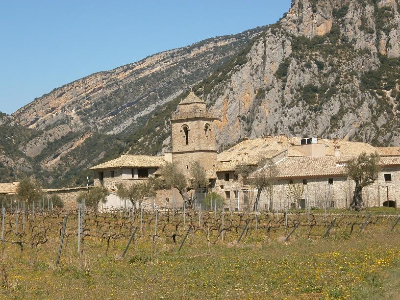 Ruta entre Abizanda y Ligüerre de Cinca