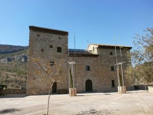 Ligüerre de Cinca. El Palacio
