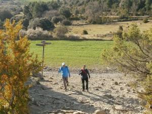 Camino de Formigales