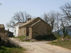 Morillo de Monclús. Capilla San Miguel