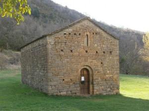 Obarra. Ermita de San Pablo