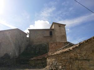 Calvera. Casa Castell