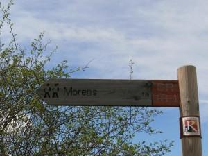Camino de Morens
