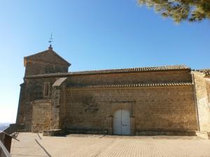 Salas Altas. Ermita de La Candelera