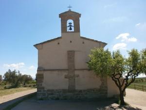 Pozán de Vero. Ermita de San Macario