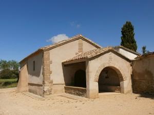 Castillazuelo. Ermita de San Fabián
