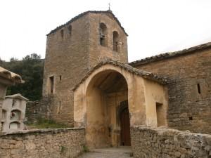 Pedruel. Iglesia parroquial