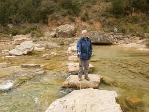 Fuente de La Tamara. Río Alcanadre