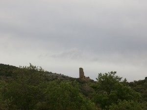 Azlor. Torre Farnagüelo