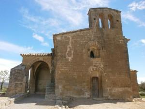 Adahuesca. Ermita de Ntra. Sra. de Treviño