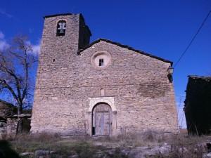 Chiriveta. Iglesia de Ntra. Sra. de La Piedad