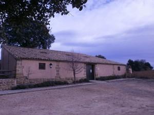 Castilsabas. Molino aceitero - Ermita Ntra. Sra. del Viñedo