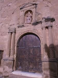 Santa Eulalia La Mayor. Iglesia de Santiago Apóstol