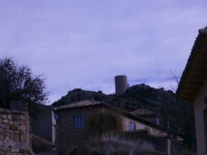 Santa Eulalia la Mayor. Castillo