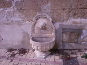 Santa Eulalia la Mayor. Fuente pública