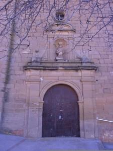 Castilsabas. Iglesia de San Antonio Abad