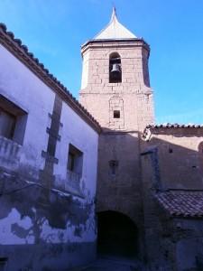 Sasa del Abadiado. Iglesia Santa María