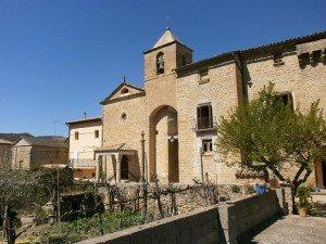 Escanilla. Iglesia parroquial de San Saturnino