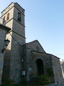 Troncedo. Iglesia de San Esteban