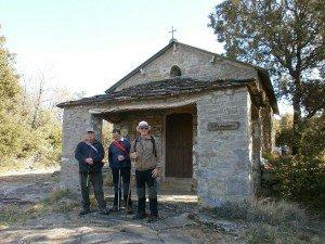 Troncedo. Ermita El Carmen