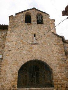Merli. Iglesia de San Antonio de Padua