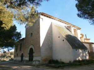 Almunia de San Juan. Ermita La Piedad