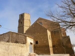 Pertusa. Santa María