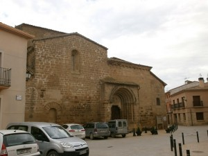 Berbegal. Colegiata Santa Maria La Blanca
