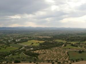 Berbegal. Llanos de Ilche y Selgua